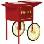 Paragon cart for 1911 popcorn machine