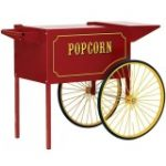 Paragon cart for Classic Pop series popcorn machine