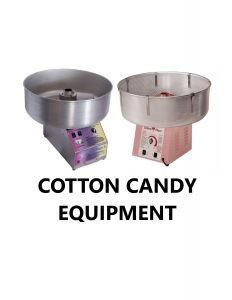Cotton Candy Machines Candy Floss
